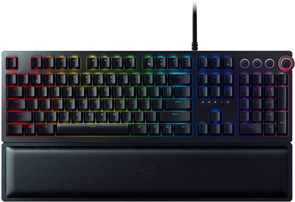 RaZER Huntsman Elite Opto-Mechanical Switch Keyboard RZ03-01870100-R3M