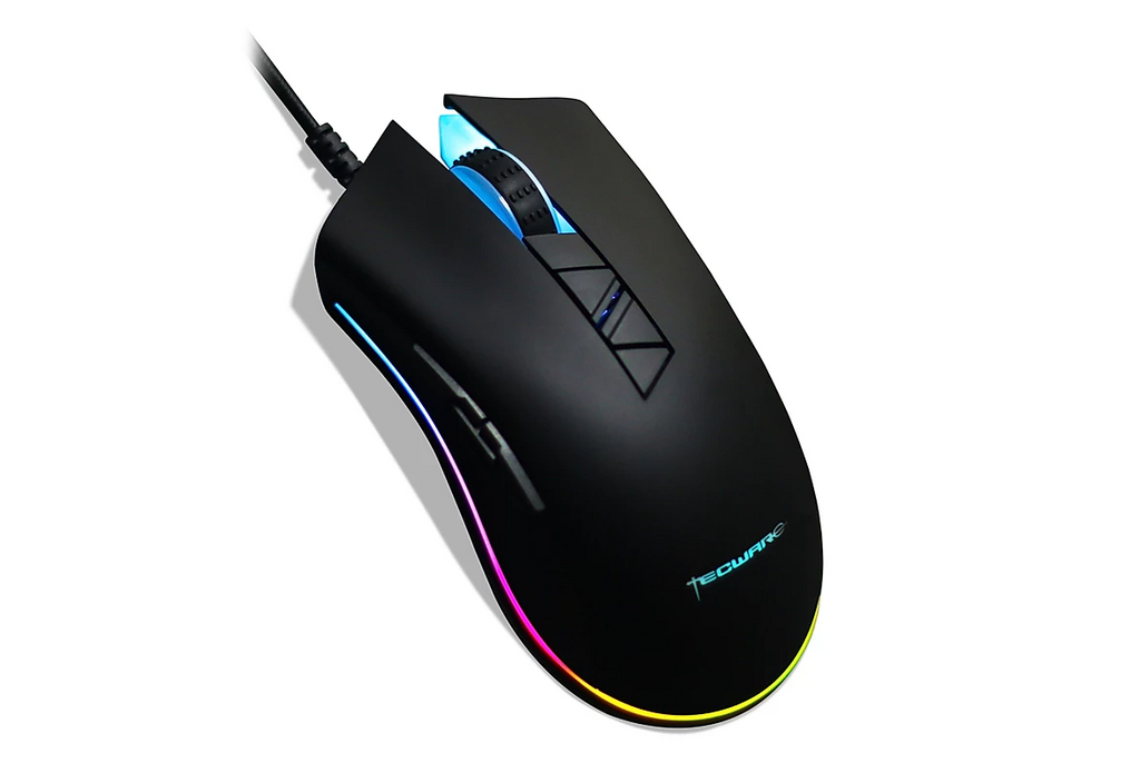 Tecware Torque Plus RGB PixArt 3327 GAMING MOUSE