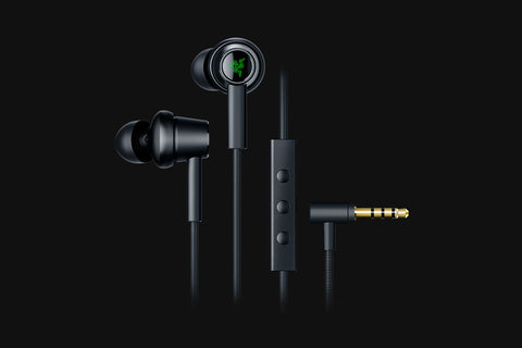 RaZER Hammerhead Duo Earphone (RZ12-02790200-R3M1)