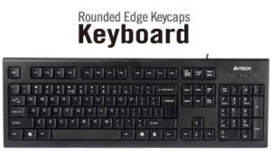 A4Tech KRS-85 USB Keyboard