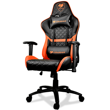 Cougar Armor One Gaming Chair black-orange