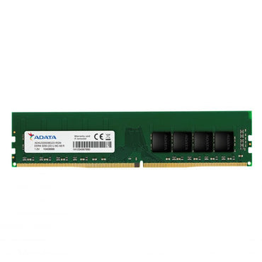 Adata 8GB Single DDR4 3200 DIMM AD4U320038G22-RGN