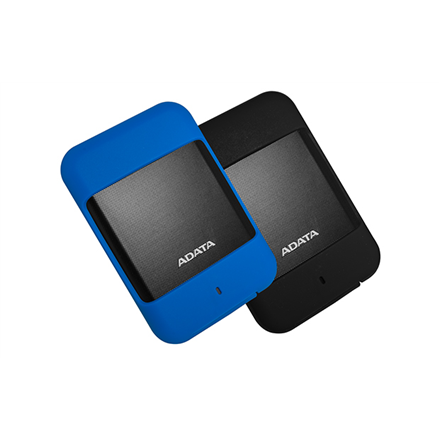 Adata DashDrive HD700 1TB Black Blue Portable Hard Drive