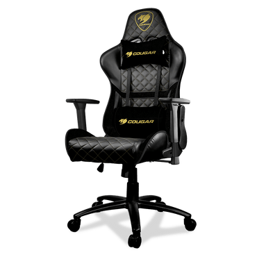 Cougar Armor One Royal Gaming Chair black