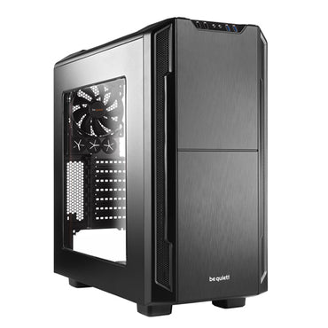 BeQuiet Silent Base 600 Window Black Case