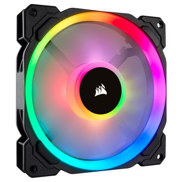 Corsair LL140 RGB 140mm Single Fan CS-CO-9050073-WW