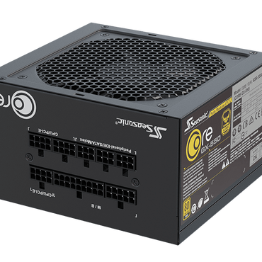 Seasonic Core GX-650 GOLD 650watts 80+ Fully Modular PSU SSR-650LX
