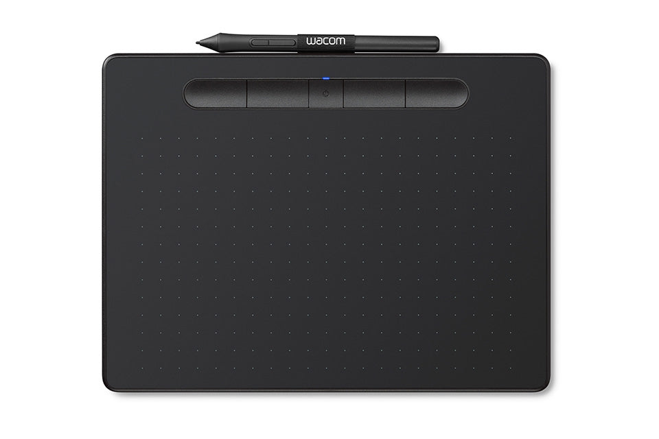 Wacom Intuos M Bluetooth Creative Pen Tablet Black(CTL-6100WL/K0-CX)