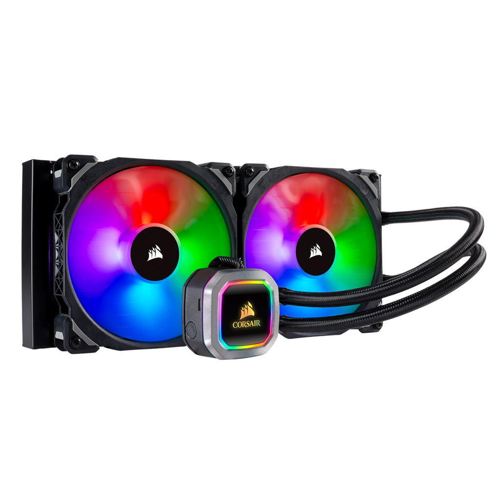 Cooler Corsair H115i Pro RGB Platinum Liquid AIO CPU Cooler(CW-9060038-WW)