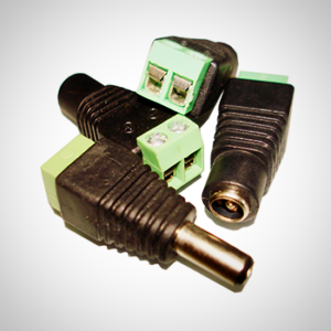 Adapter DC Connector (Female / Male)