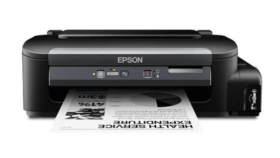 Epson M100 Monochrome Inkjet with Ink Tank System