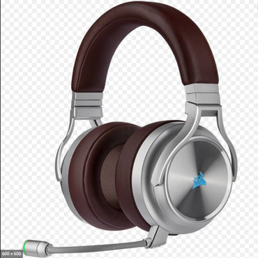 Corsair VIRTUOSO RGB WIRELESS SE High-Fidelity Gaming Headset — Espresso CA-9011181-AP