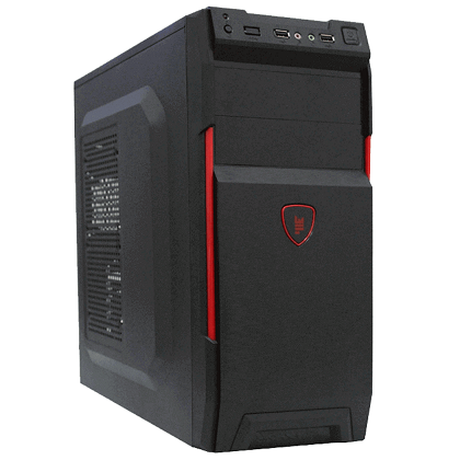 Fortress Panamera Casing with 700w psu (full atx/ micro atx)