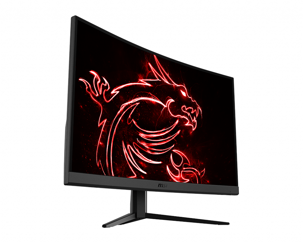 MSI Optix G27CQ4 27in Curved 165Hz WQHD 1ms Freesync Gaming Monitor