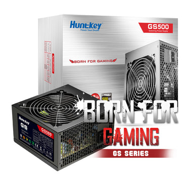Huntkey GS500 80 Plus Certified Power Supply
