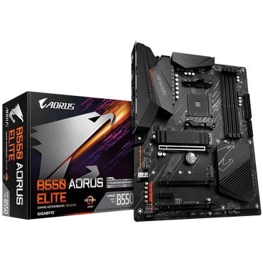 Gigabyte B550 AORUS Elite (AM4) Motherboard