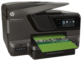 HP Officejet Pro 8600 Plus e-AiO Print, copy, scan, fax, Web