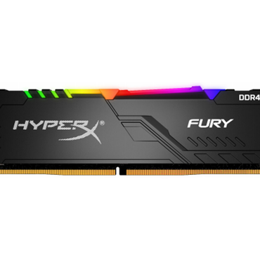 Kingston HyperX Fury RGB 16GB (single) DDR4 3200 CL16 HX432C16FB3AK2/16 | HX432C16FB4/16