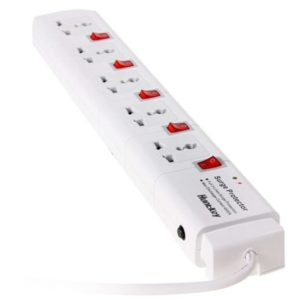 Huntkey PZC504-4 Power Strip 5 Socket