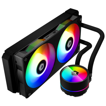 ID Cooling ICEFLOW 240 ARGB AIO Water Cooler
