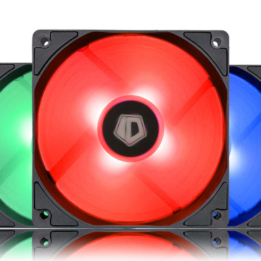 ID Cooling XF-12025 RGB Trio 3 Pack 120mm ID-FAN-XF-12025-RGB-TRIO