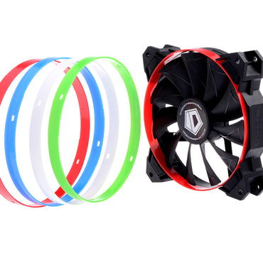 ID Cooling SF12025 RGB Trio 120mm RGB SYNC 60CFM 35.2dBA aux fan