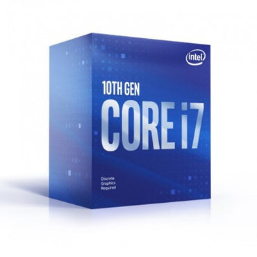 Intel Core i7-10700KF 16M Cache up to 5.10 GHz Processor > (Must be purcahsed with Z490 Motherboard)