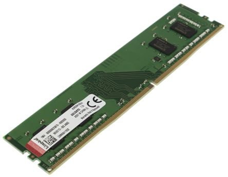 Kingston 4GB DDR4 2666MHz KVR26N19S6/4 Desktop Memory