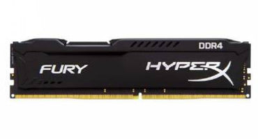 Kingston HyperX Fury 8GB single DDR4 2666Mhz CL16 HX426C16FB2/8