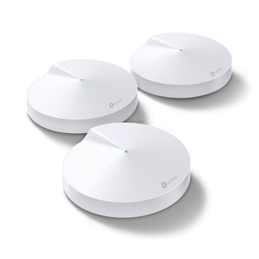 TPLink DECO M5 (3 Pack) AC1300 Whole-Home Mesh Dual Band WiFi