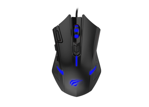 Havit HV-MS748 Backlit Programmable Gaming Mouse