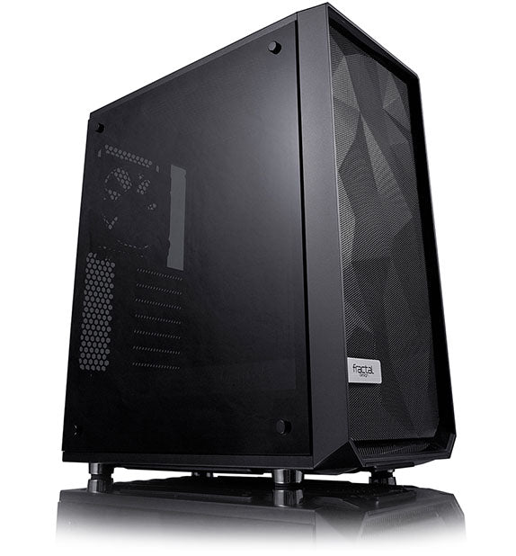 Fractal Design Meshify C G Case Dark Tint (2x120mm)