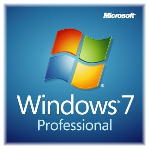 Microsoft Windows 7 Pro 64-bit English 1pk DSP OEI DVD