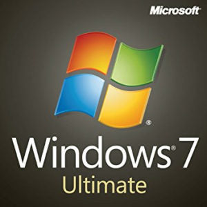 Microsoft Windows 7 Ultimate 32-Bit