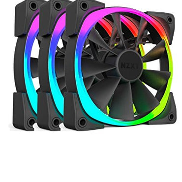 NZXT AER RGB 140mm 3-Pack Fan RF-AR140-T1
