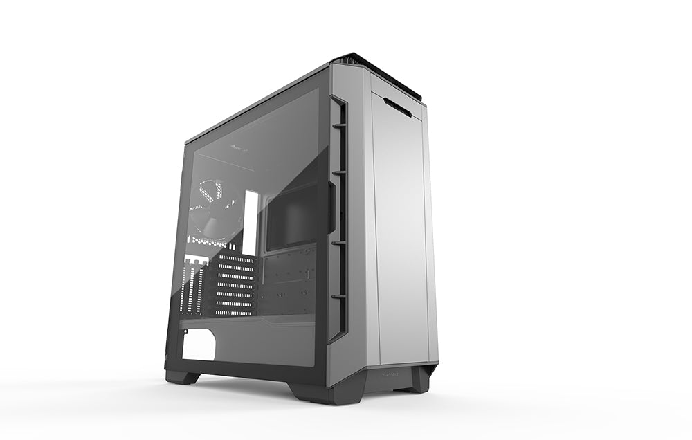 Phanteks Eclipse P600S Grey TG ATX Midtower Case (3x140mm) PH-EC600PSTG_AG