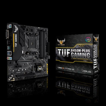ASUS TUF B450M PLUS GAMING