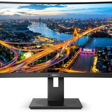 Philips 346B1C 34-inch Curved  3440 x 1440 UltraWide Monitor