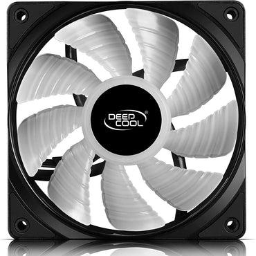 Deepcool RF120M 5-in-1 5x120mm RGB PWM Fans with 2 Fan Hubs