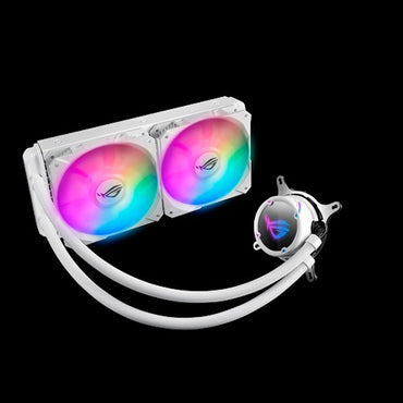 Asus ROG Strix LC 240 RGB White 240mm Liquid AIO CPU Cooler