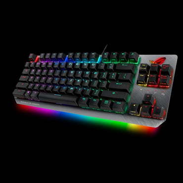 Asus ROG STRIX Scope TKL mechanical keyboard (mx red , mx blue)