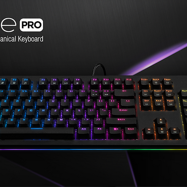 Tecware Spectre Pro RGB Full Mechanical Keyboard