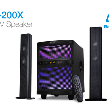 F&D T-200X 2.1 Bluetooth Speakers