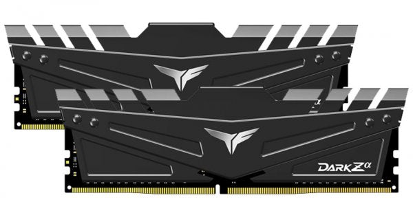 T-Force Dark Za 16GB dual DDR4 3200Mhz CL16 TDZAD416G3200HC16CDC01