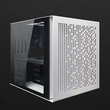 Tecware QUAD Mini Cube Chassis (1x200mm, 1x 120mm)
