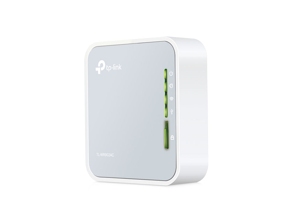 TPLink TL-WR902AC AC750 Wireless Travel Router