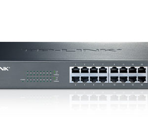TPLink TL-SG1016D 16-Port Gigabit Desktop/Rackmount Switch