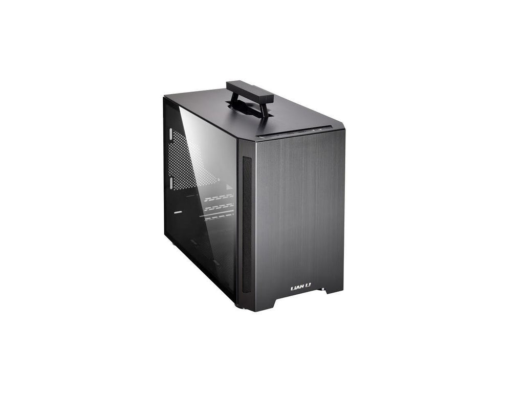 Lian Li TU150WX Black ITX TG Mini Tower Case