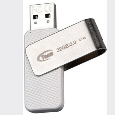 Team C143 32GB USB 3.2 Swivel USB Drive TC143332GW01