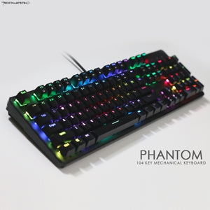 Tecware Phantom RGB Full Mechanical Keyboard 104 keys